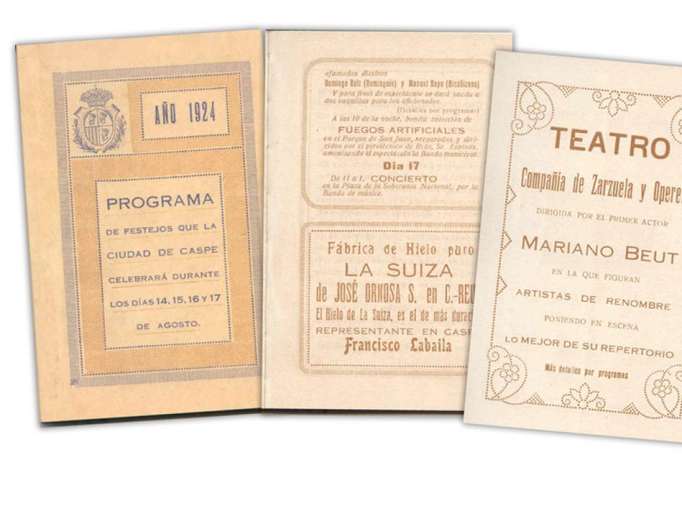 La empresa Distribuciones Albiac ha distribuido mil ejemplares de esta copia, en la que se pueden ver anuncios de la época.