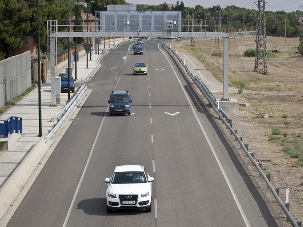 Las multas de Tráfico crecieron un 7,6% en 2014 en Aragón