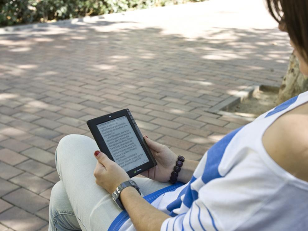 Movistar ebook bq de Telefónica: tinta electrónica, 6 pulgadas y conexión a internet