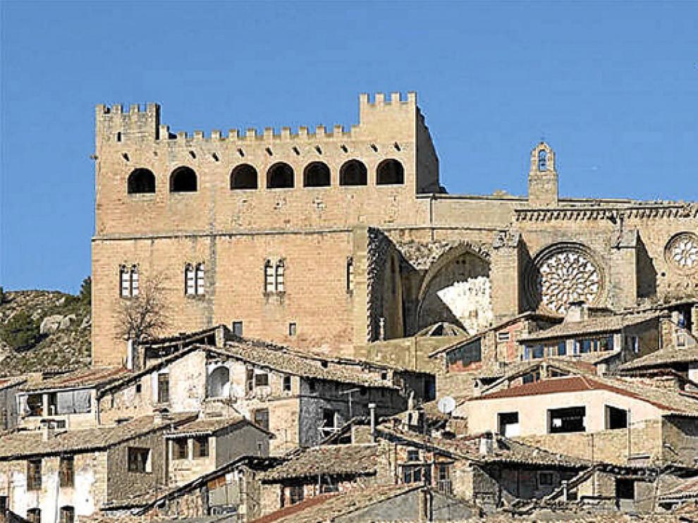 Castillo de Valderobres
