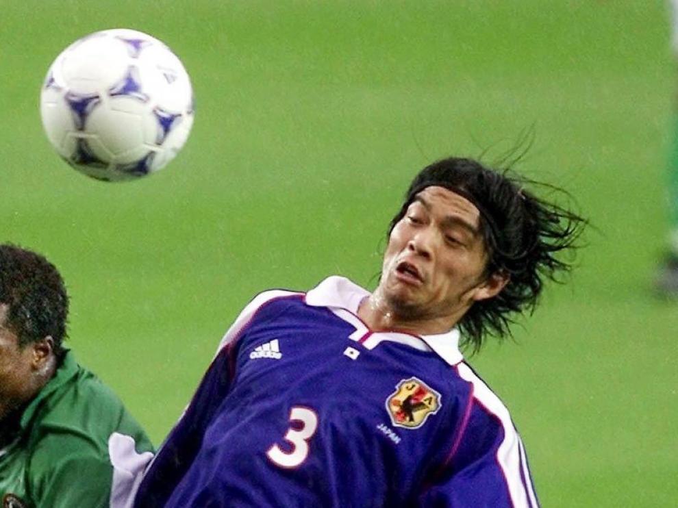 El defensa japonés, Naoki Matsuda, en una imagen de archivo.