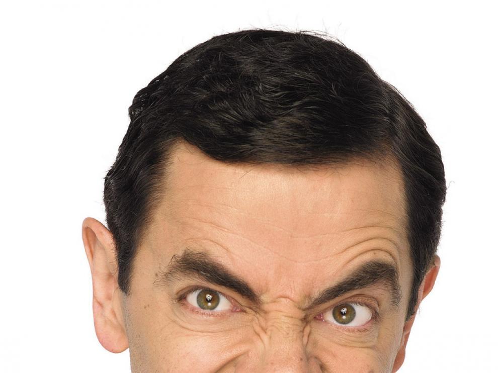 Rowan Atkinson, conocido por su papel como 'Mr Bean'