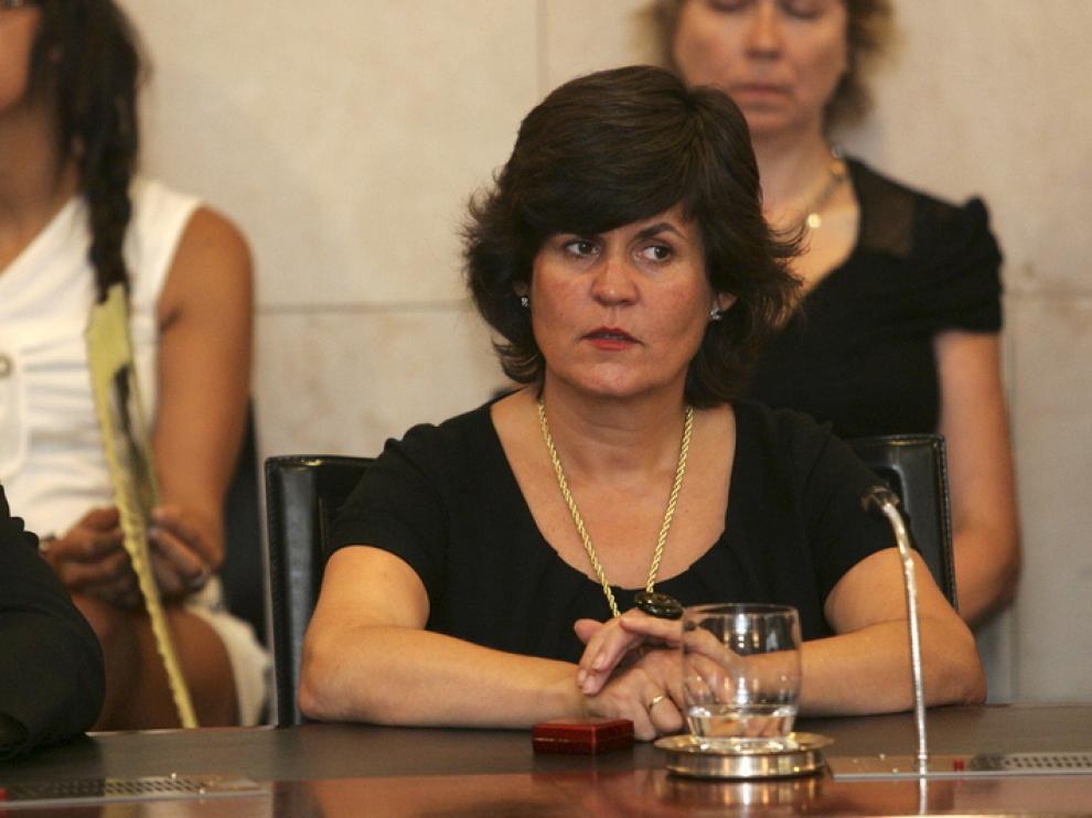 Lourdes Arruebo