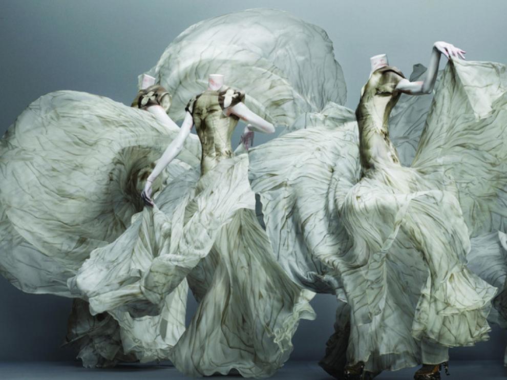 Imagen de la exposición 'Belleza salvaje'