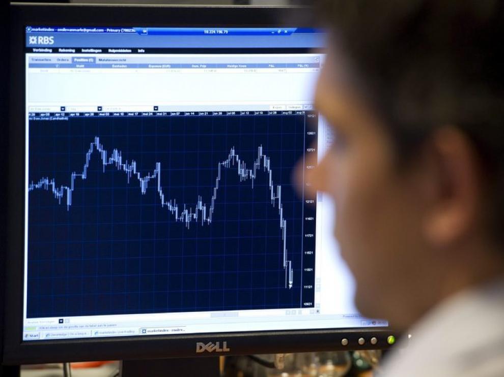Los mercados europeos siguen inestables