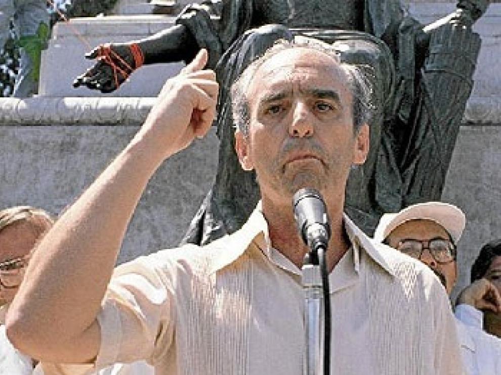 El jesuita y teólo español Ignacio Ellacuría