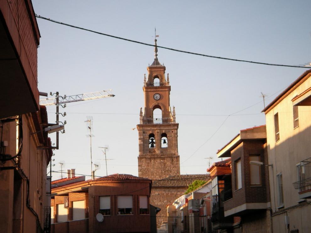 Imagen de archivo de la localidad toledana de Villacañas
