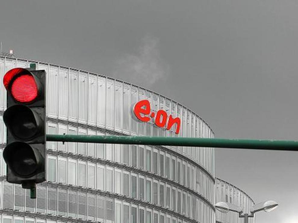 Uno de los edificios que E.ON tiene en Alemania.