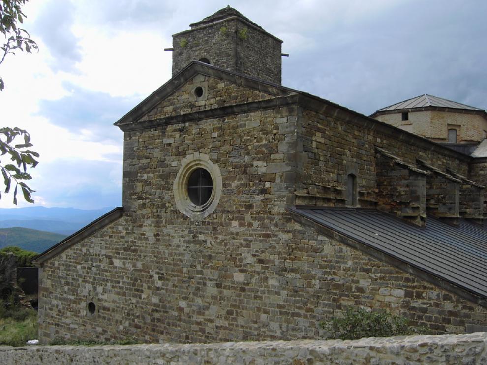 Imagen de archivo del Real Monasterio de San Victorián