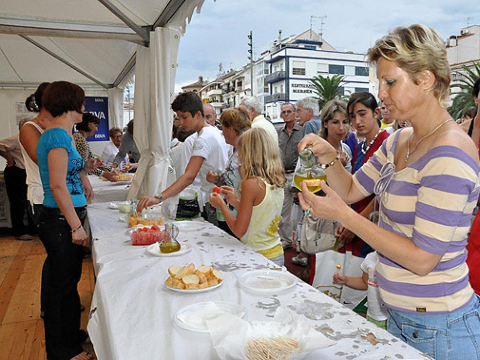 La cita en el puerto de Cambrils con la gastronomía ya es tradicional