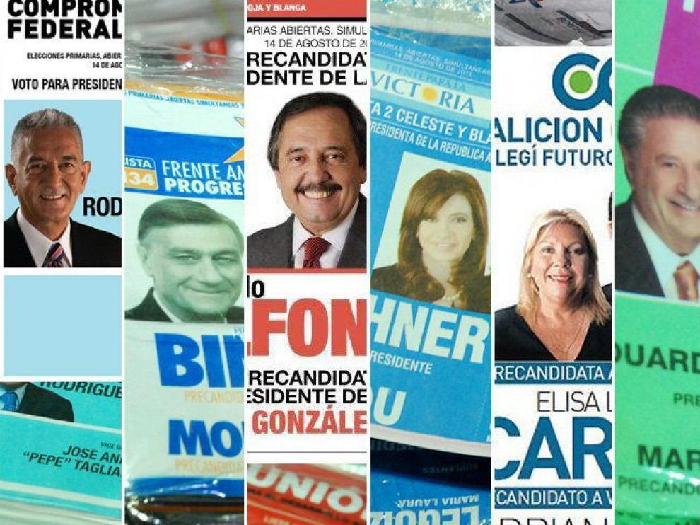 Argentina ensaya elecciones presidenciales con unas inéditas primarias