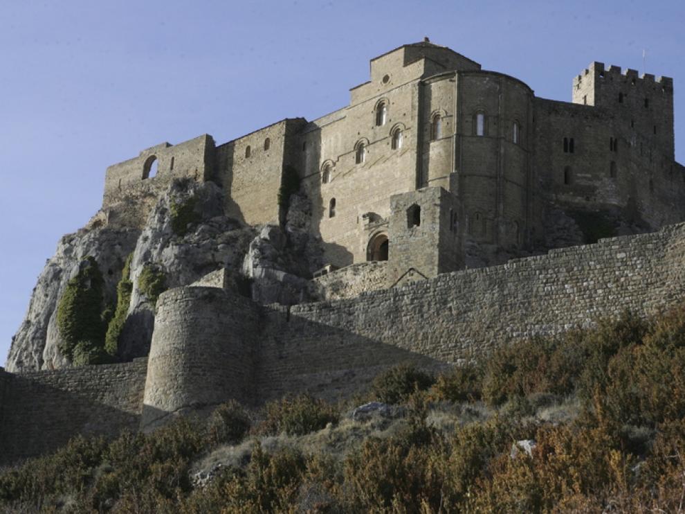 El PAR quiere que el Castillo de Loarre sea declarado Patrimonio de la Humanidad