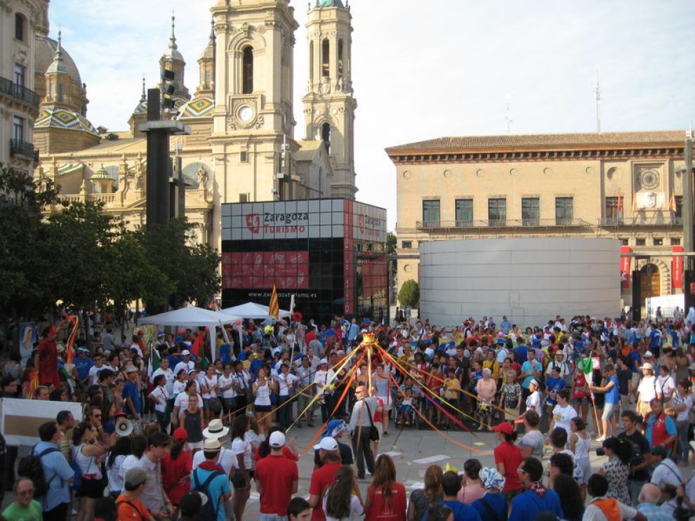 Feria solidaria 'Compartir'