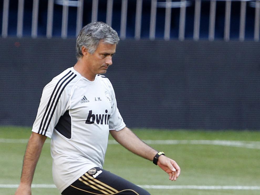 Mourinho, en una imagen de archivo
