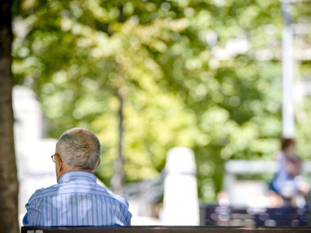 En Aragón hay 50.000 mayores de 65 años
