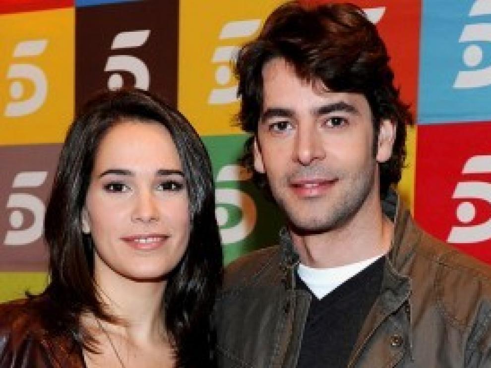 Celia Freijeiro y Eduardo Noriega, protagonistas de 'Homicidios'