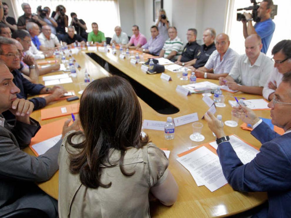 La Comisión de Bous al Carrer de la Comunidad Valenciana se ha reunido para estudiar las nuevas medidas