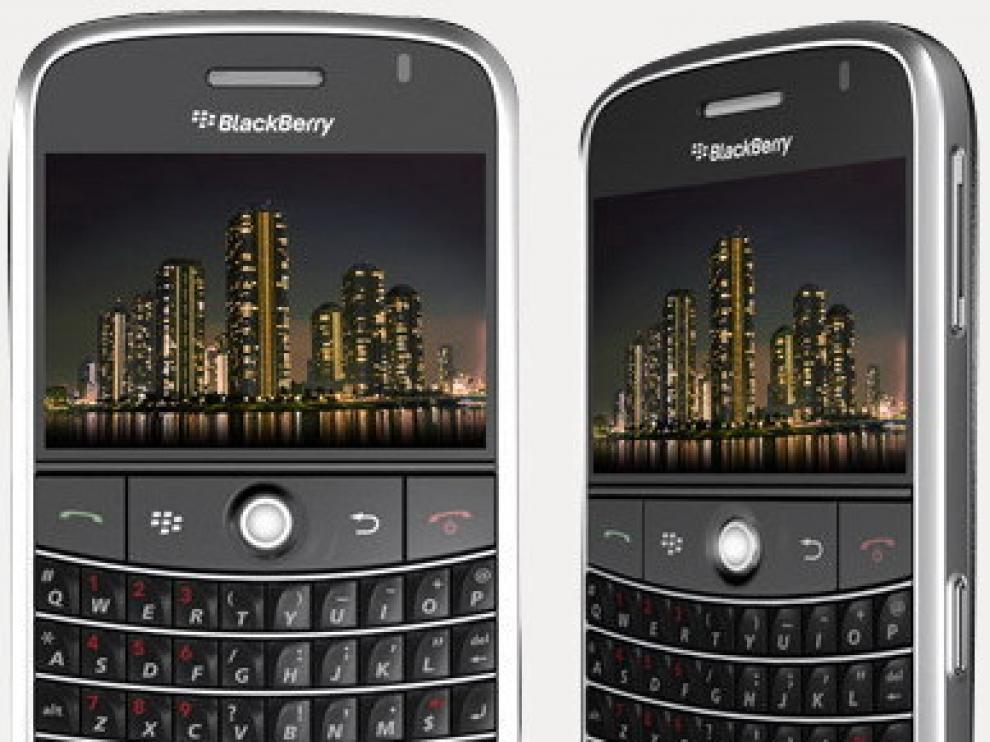 La Blackberry es el instrumento más utilizado a la hora de descargarse aplicaciones.