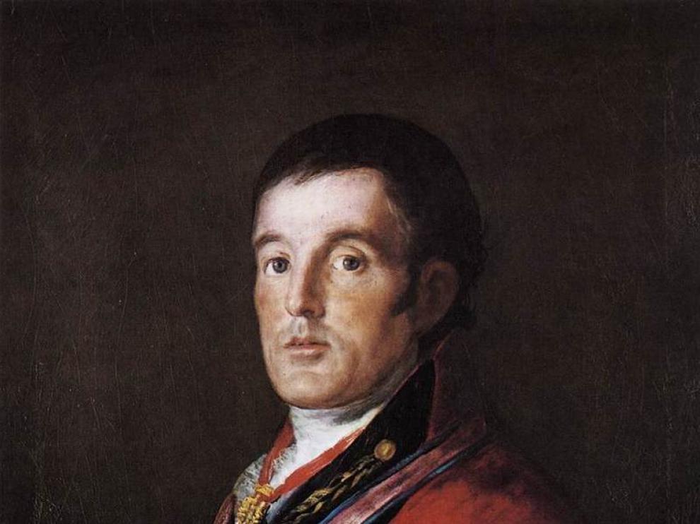 'Retrato del duque de Wellington', obra de Goya