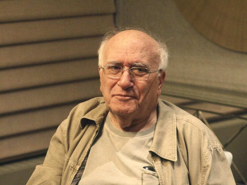 El cineasta barcelonés Vicente Aranda