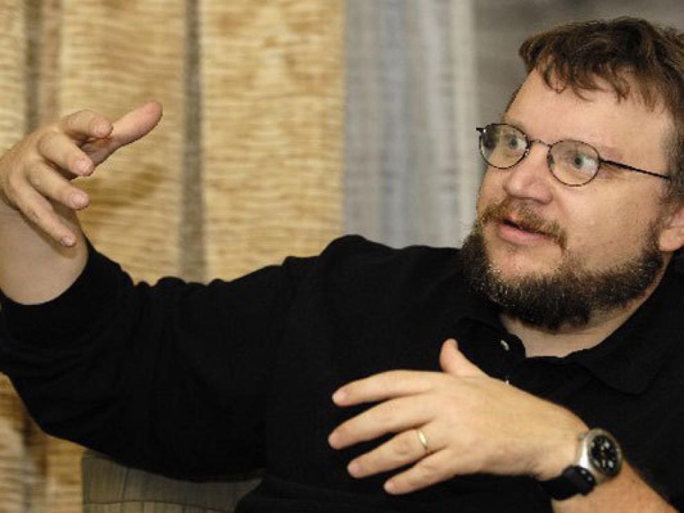 El director mexicano, Guillermo del Toro