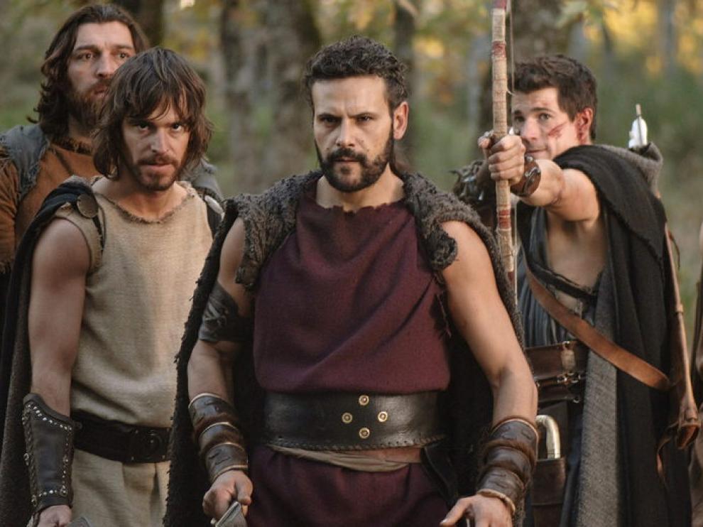 La serie 'Hispania. La leyenda' busca ahora nueva vida en papel