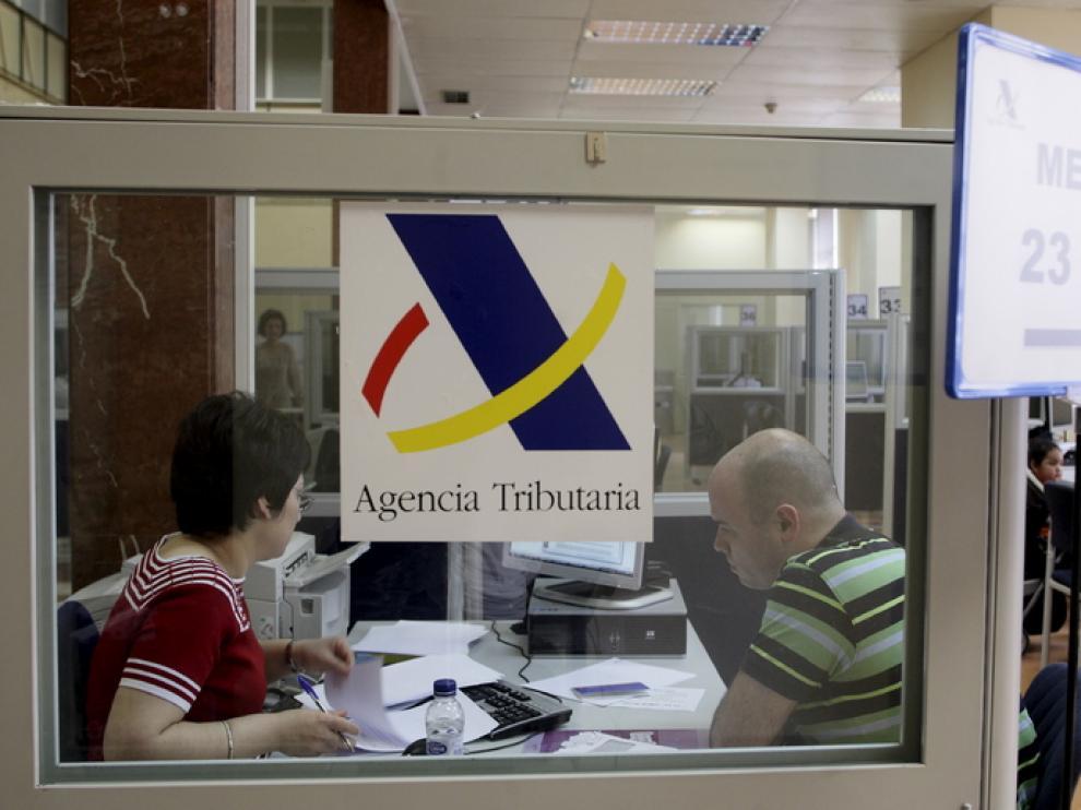 La AEAT ha devuelto ya 261 millones de euros en Aragón.