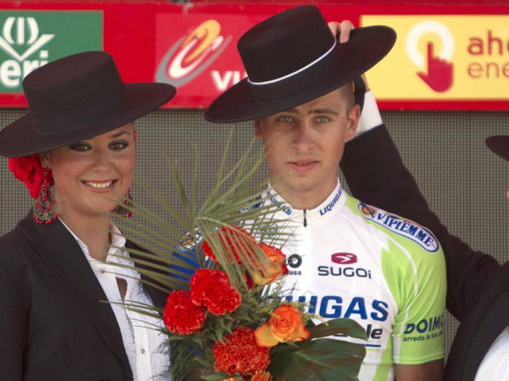 Sagan gana la sexta etapa de la Vuelta a España