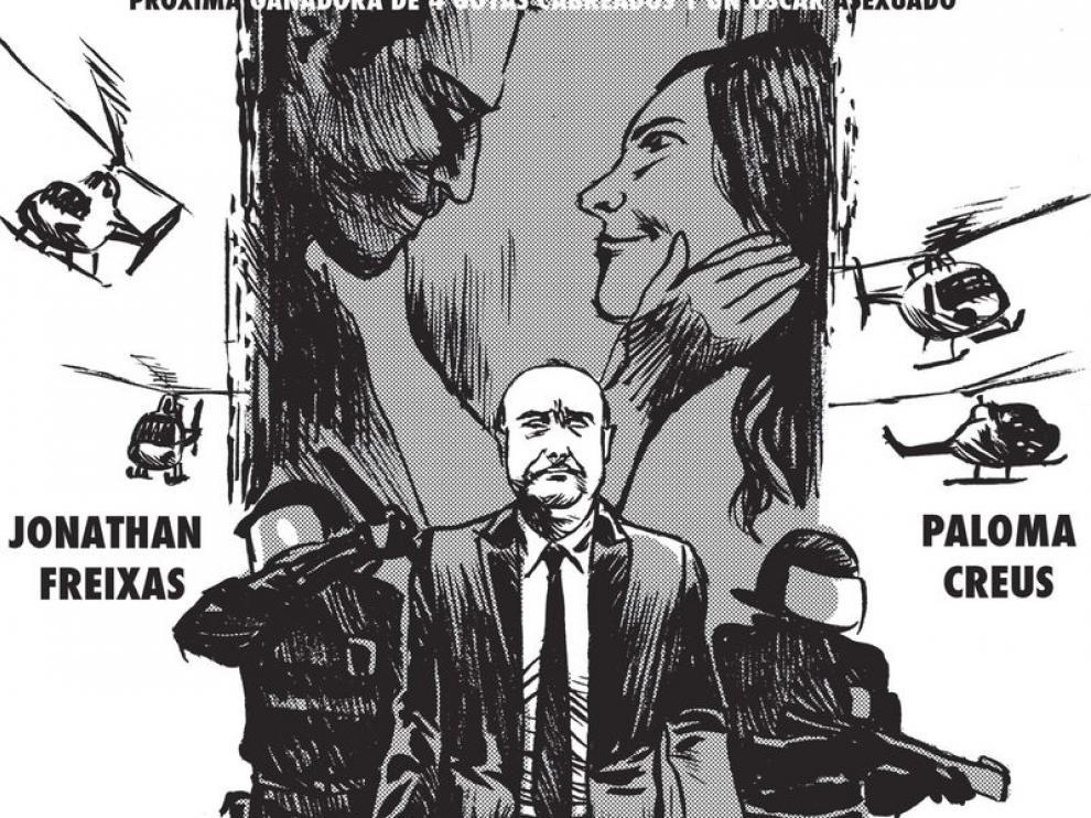 Uno de los cómic sobre el 15-M