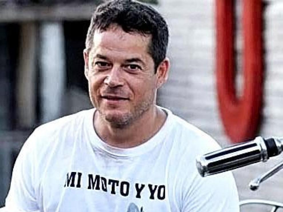 Lo siguen confundiendo con Alejandro, aunque él sea Jorge. Jorge Sanz.