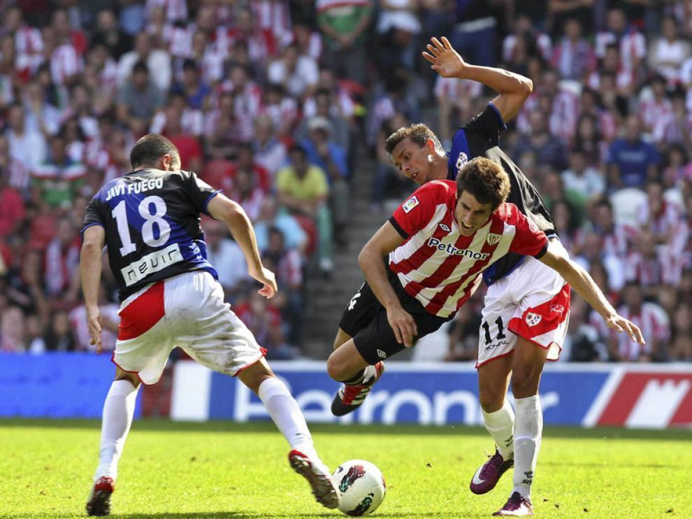 Imagen de archivo de un partido del Athletic.