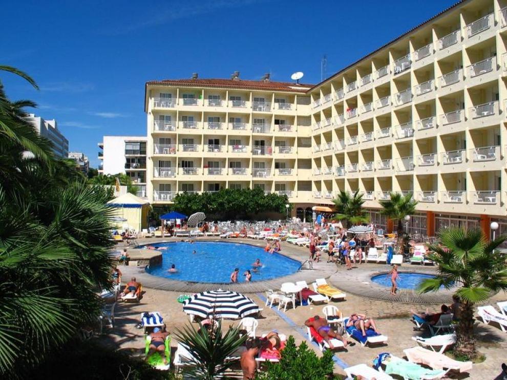 Imagen de archivo de un hotel de la Costa Dorada