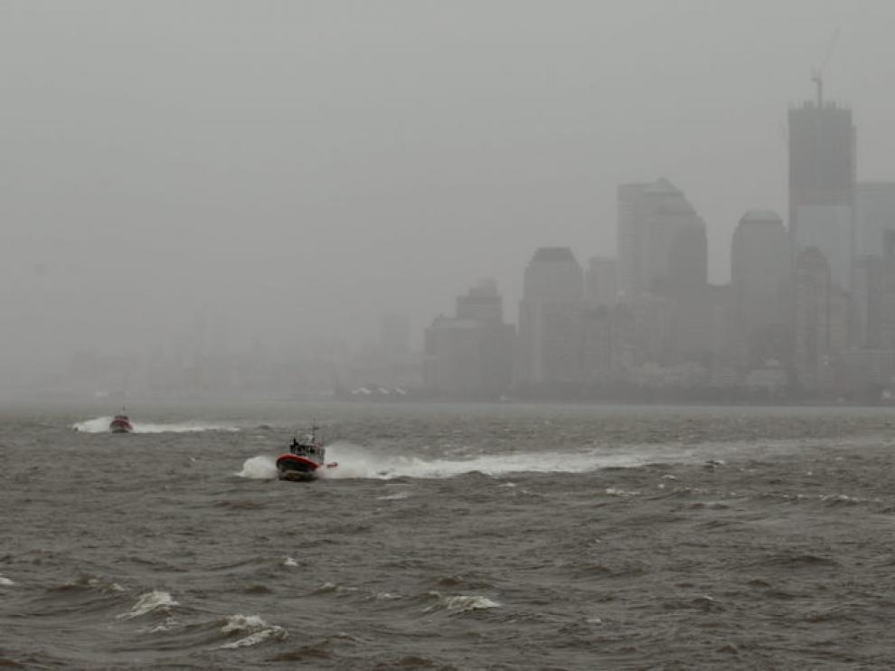 Los efectos de 'Irene' Nueva York