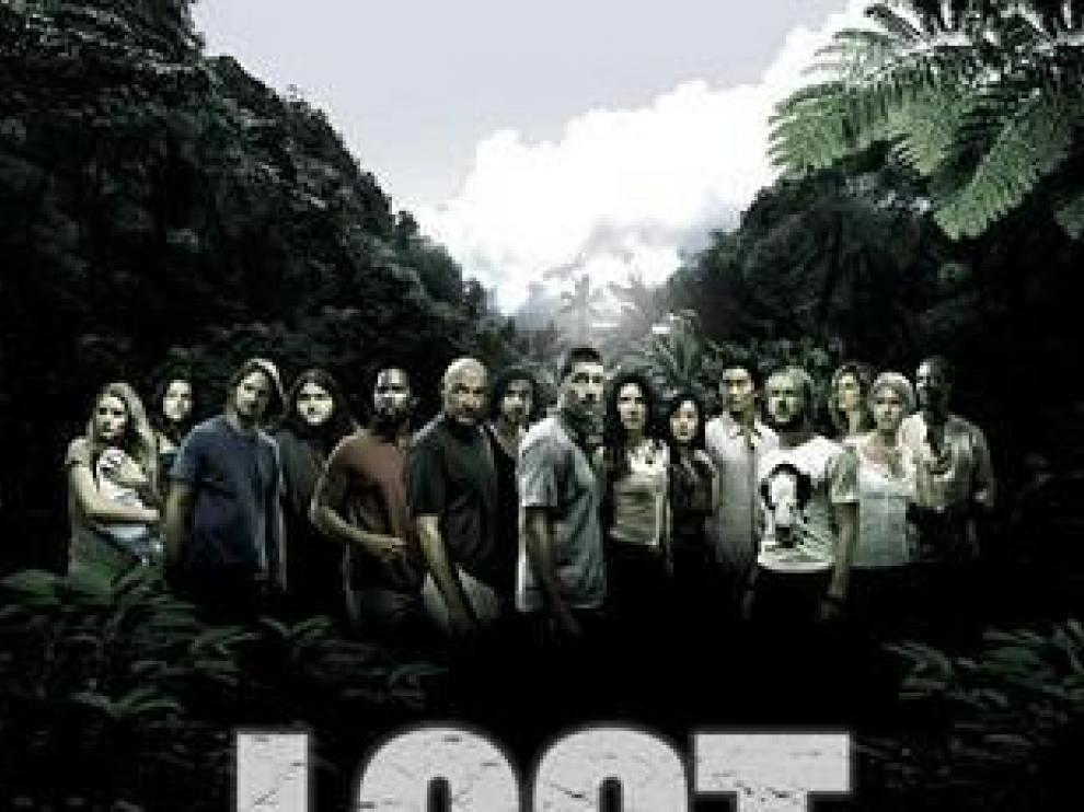 Imagen de la serie 'Lost'