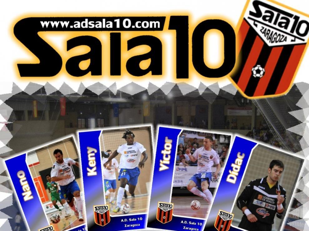 Cartel de la campaña de abonados del Sala10