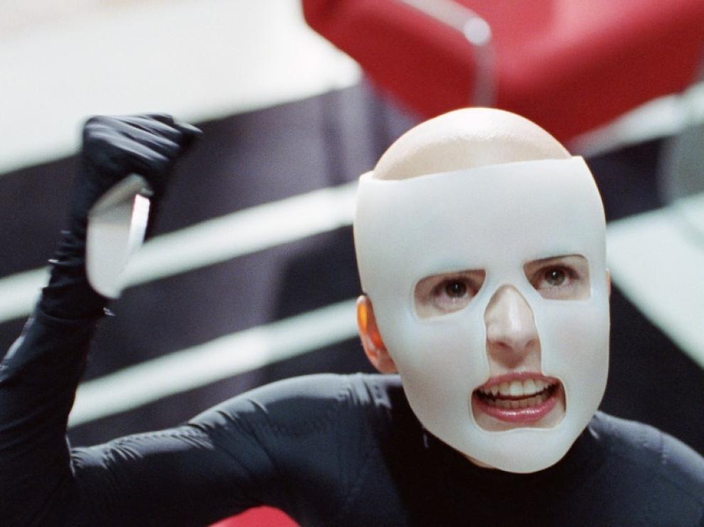 Fotograma de 'La piel que habito', de Almodóvar