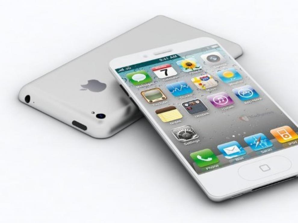 Uno de los muchos 'fakes' del nuevo teléfono de Apple que circulan por internet