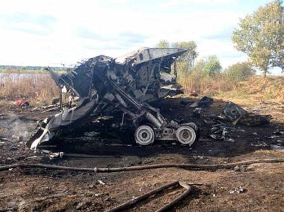 Víctimas Yak-42 lamenta que el TEDH no admita su demanda