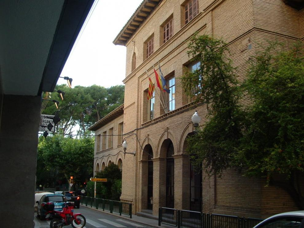 Facultad de Humanidades en Huesca
