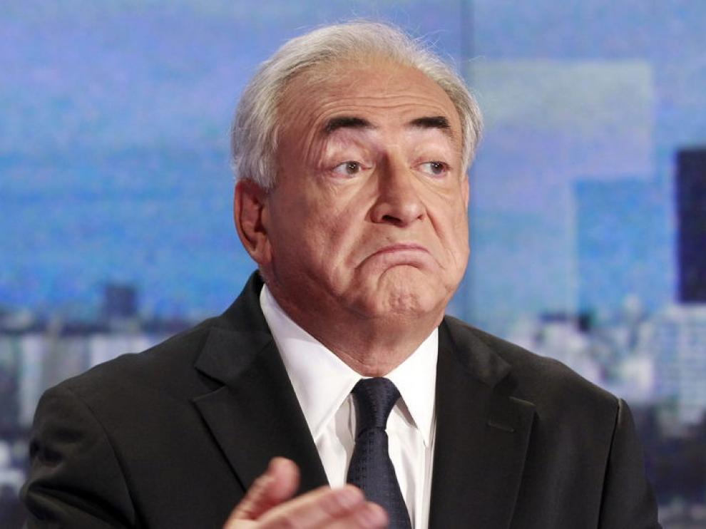 Strauss-Kahn, ex director del FMI