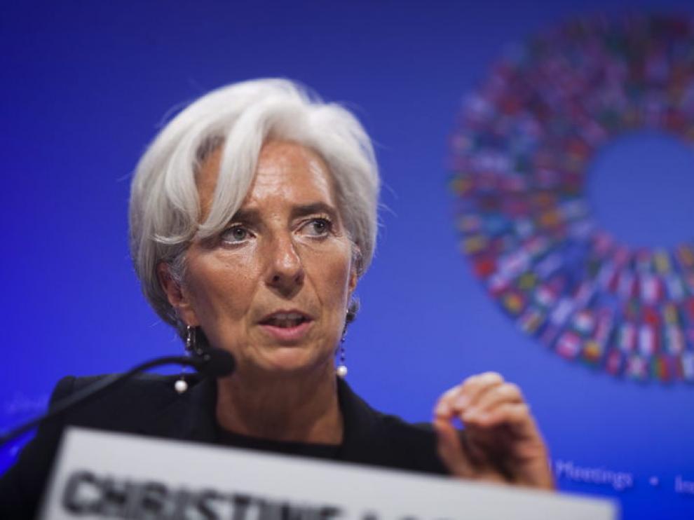 La presidenta del FMI expuso las conclusiones del encuentro