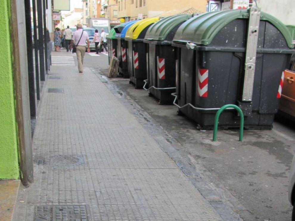 Calle de Antonio Leyva