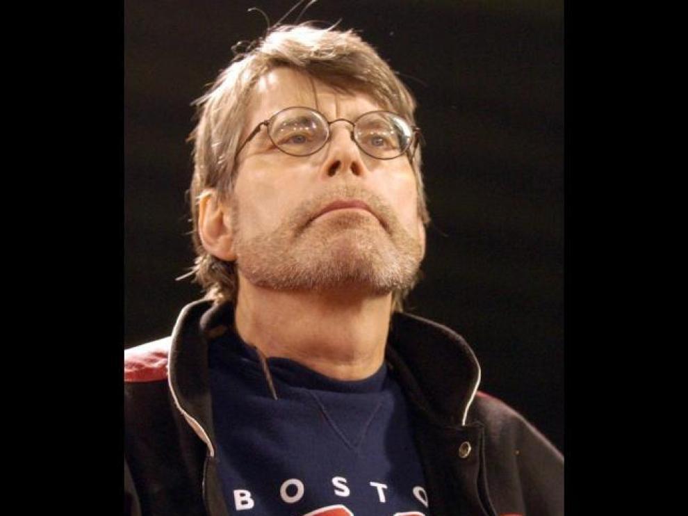 Stephen King, autor de 'El resplandor'