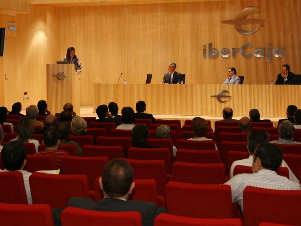 Carmen Becerril, presidenta de Acciona, participó en el foro el pasado miércoles.