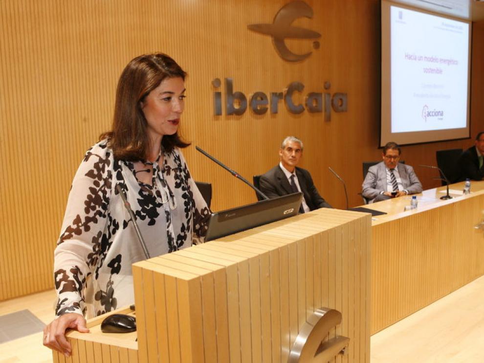 Carmen Becerril, presidenta de Acciona