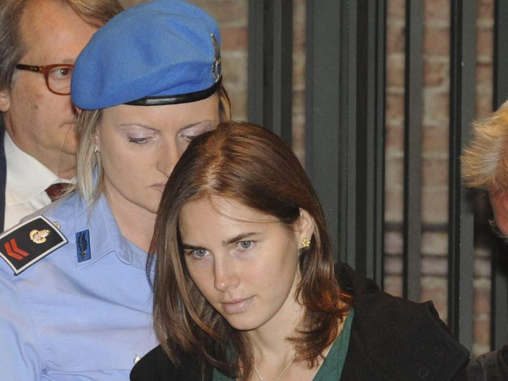 Último día del juicio de Amanda Knox