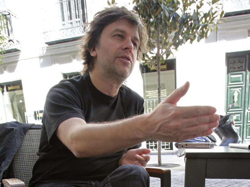 El cineasta Juan Carlos Fresnadillo