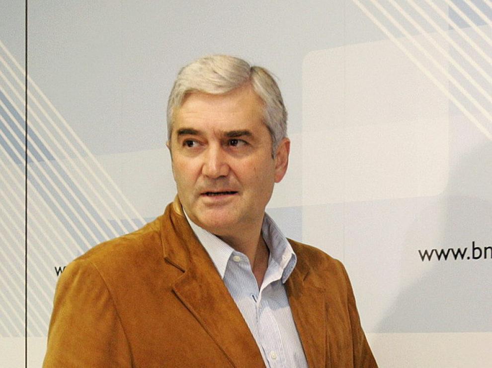 Fernando Blanco, ya ex diputado de BNG