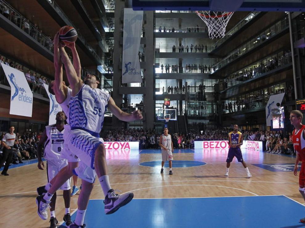 Presentación de la Liga ACB