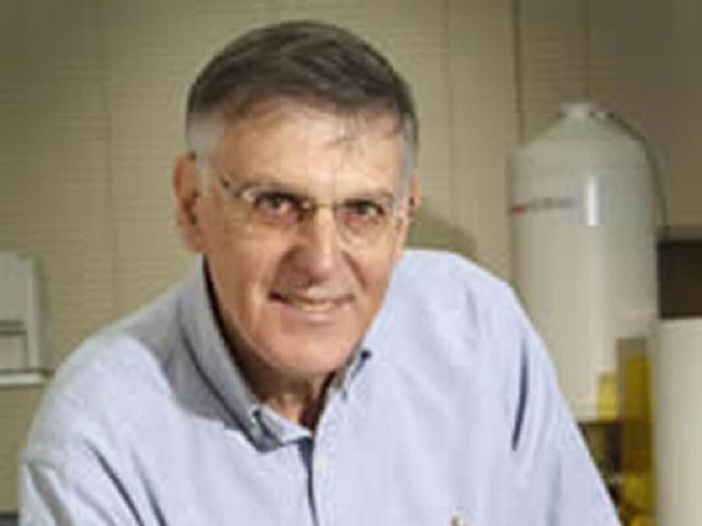 El científico israelí Daniel Shechtman
